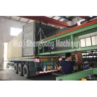 Cheap Chemistry EPS PU Sandwich Panel Machine With European Standard for sale