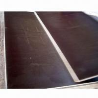 Cheap Black Film Faced Plywood, Used for Building Material for sale