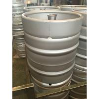 Cheap 50L Euro keg for micro brewery with G type fitting on top,made of Stainless steel 304, food grade material for sale