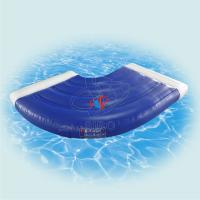 Cheap 0.9mm Pvc  Inflatable Water Games , Search Free Games For Kids , Big Fun In Swimming Pool for sale