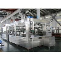 Cheap Carbonated Soft Drink Beverage Filling Machine Multi Head 12000BPH for sale