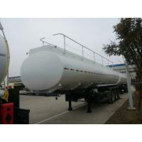 Quality Made in China tank trailer for fuel with tri axles wholesale