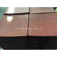 Cheap Non - Warping EPDM Rubber Pavers Outstanding Performance For Sports Area for sale
