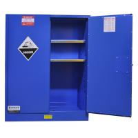 Cheap Safety Corrosive Storage Cabinets , Grounding Flammable Cabinets For Acid Liquid for sale