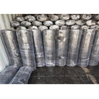 """Cheap Galvanised 1/2"""" Mesh Hex Wire Netting For Heat Keeping for sale"""