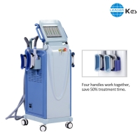 Cheap Infrared 640nm CE Approved Cryolipolysis Machine for sale