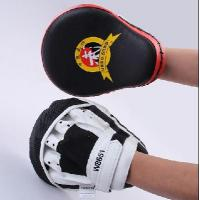 Cheap good quality Sports PU Leather Boxing Traning Hand Target for sale