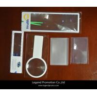 Cheap Custom and Cheap PVC Magnifier Card for sale