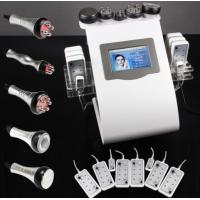 Cheap Lipo Diode Laser Vacuum RF Ultrasonic Liposuction Cavitation Slimming Machine controlled delivery for sale