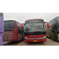 Cheap LHD / RHD 68 Seats 243KW Yutong Second Hand Coaster Bus for sale
