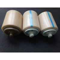 Cheap Dustproof Cement Plant Conveyor Return Rollers With Sealed Bearings LYC for sale