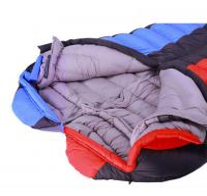 China Travelling Waterproof Sleeping Bag , Ultralight Kids Outdoor Sleeping Bag on sale