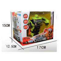 """Cheap Friction Powered Children's Transformer Toys Collision Deformation Robot Car 5.7 """" for sale"""