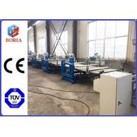 Cheap Customized Conveyor Belt Machine 1200-2400mm Max. Belt Width Reciprocating Working Mode for sale