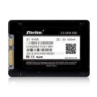 6GB / S 2.5 Inch SATA SSD High Speed 64GB S1 SMI2246XT 2D MLC Nand Flash