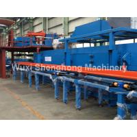 Cheap PU Sandwich Panel Machine ( Rubber Belt Type ) max 15m stacking length for sale