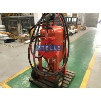 Cheap Portable Abrasive Blasting Equipment Ship Paint Removal Corrosive Removal for sale