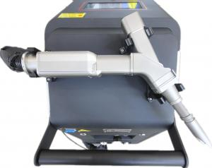 Cheap ISO9001 100W Laser Metal Cleaning Machine , Metal Rust Removal Laser for sale