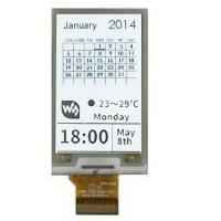 Cheap Customized Digital Wireless E Paper Displays / Color E Ink Screen for sale