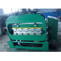Cheap IBR / Corruagted Profile Metal Plate Bending Machine 70mm Shaft High Speed for sale
