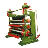 Buy cheap PVC Film Calender Machine Line Includes Planetary Extruder Machine And Cooler from wholesalers