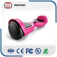 China 6.5 Inch Self Balancing Bluetooth Scooter Hoverboard With Led Lights on sale