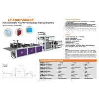 Cheap Fully Automatic Non Woven Box Bag Making Machine for sale