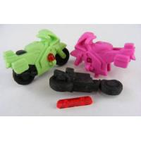 Cheap 2011 Newest&Hotest Animal Puzzle Eraser Toys Set of Snail,Seahorse and Elephant for sale