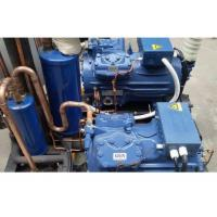 Reliable Copeland Condensing Unit , 8HP Water Cooled Refrigeration Unit For Factory