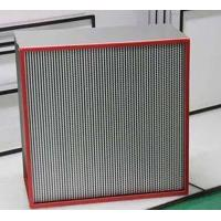 Cheap Quiet High Temperature Hepa Filter For Laboratory Operating Room for sale