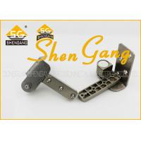 Cheap Stainless Pivot Door Hinges , Carbon Steel 90 Degree Hinge Hardware for sale