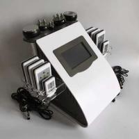Cheap ultrasound technology Liposuction Beauty Equipment for Body Sculpture Cellulite Treatment for sale