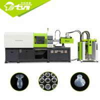 Cheap Automatic Rotary Table Injection Molding Machine Reliable For Breast Pump for sale