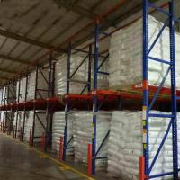 Cheap Industrial Drive In Pallet Rack System Steel Shelving Storage Equipment for sale