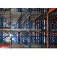 Cheap All Material Handling Pallet Runner Racking System for Alll Temperature warehouse for sale