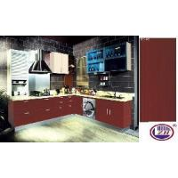 Cheap High Glossy Acrylic MDF Board for Kitchen Cabinet Door (DM-9622) for sale