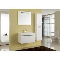 Full Extension Drawers Square Sinks Bathroom Vanities Wall Cabinet 80 X 47 Cm Manufactures