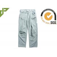 Cheap Ripstop Waterproof Military Tactical Pants 65% Polyester 35% Cotton for Men for sale