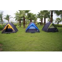 Cheap 3-4 people outdoor camping tent for sale