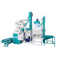 Cheap Complete Rice Milling Equipment  Rice Planting Machine  In Southeast Aisa for sale