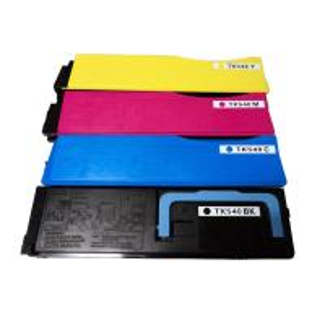 Cheap Compatible Kyocera Color Toner Cartridges TK-540 CMYK for sale