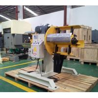 Cheap Double Head  Sheet Decoiling Machine For Heavy Steel Coil Press for sale