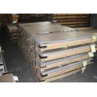 310S Stainless Steel Metal Sheet , SS Sheet 310S ASTM A240 0.5-3mm Manufactures