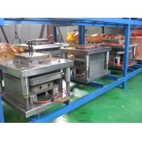 4 Cavity / 6 Cavity Aluminum Foil Container Mould making machine Manufactures
