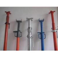 Cheap Jack Shuttering Scaffolding Steel Props For Concrete Supporting for sale