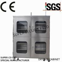 Cheap Electronic Desiccant Stainless Nitrogen Dry Box for security storage for sale