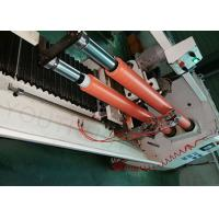 Buy cheap Jumbo Roll Tape Cutting Machine Two Rollers Cutting Machine Width 1310mm from wholesalers