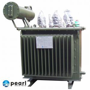Cheap Overload Oil Immersed Transformer 20 KV - 2000 KVA Safety Energy Saving Transformer for sale