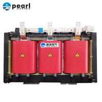 Cheap 6.6 KV - Class Amorphors Alloy Dry Type Transformer Low Loss Self Extinguishing for sale