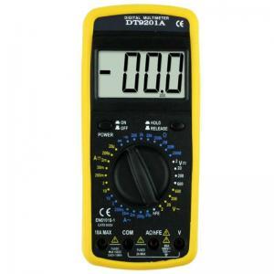China DT9201A Digital Multimeter on sale